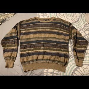 Saks Fifth Ave Knit Sweater XL